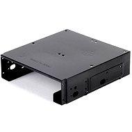 """SilverStone SDP10B pro 1x 3.5"""", 2x 2.5"""" HDD"""