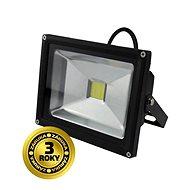 Solight venkovní reflektor 20W, černý