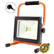 Solight venkovní reflektor 50W, černo oranžový