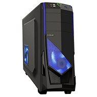 EVOLVEO R04 černá/ modrá