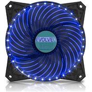 EVOLVEO 12L2BL LED 120mm modrý