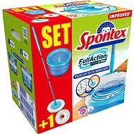 Spontex Full Action System Plus (+ abrazivní náhrada zdarma)