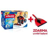 VILEDA Easy Wring Ultramat + smetáček s lopatkou 2v1