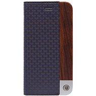 Uunique flip Chelsea Weave iPhone 7/8 Blue