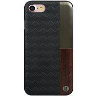 Uunique kryt Micro Check iPhone 7/8 Black