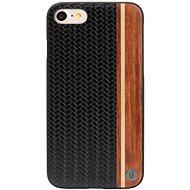 Uunique kryt Micro Weave Design iPhone 7/8 Black