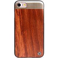 Uunique kryt Rose Wood iPhone 7/8 Brown