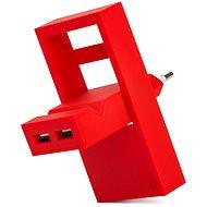 USBEPOWER Rock 2.1 červená