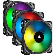Corsair ML Pro RGB 120mm Three Fan Kit High Static Pressure PWM