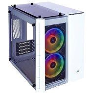 Corsair Crystal Series 280X RGB Tempered Glass bílá