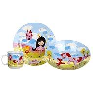 BANQUET Dětská 3 dílná sada Little Princes A11675