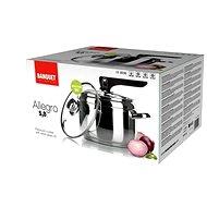 BANQUET Allegro 5l s extra skleněnou poklicí A03087