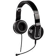 Hama Mentality PC Headset, černé