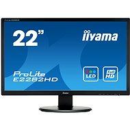 """21.5"""" iiyama ProLite E2282HD-B1"""