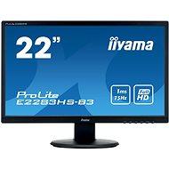 "21.5"" iiyama E2283HS-B3"