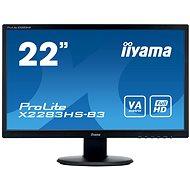 "21.5"" iiyama ProLite X2283HS-B3"