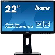 "21.5"" iiyama ProLite XB2283HS-B3"