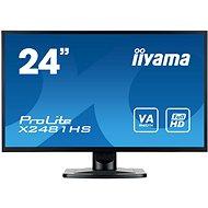 "24"" iiyama ProLite X2481HS-B1"