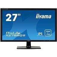 """27"""" iiyama ProLite X2788QS-B1"""