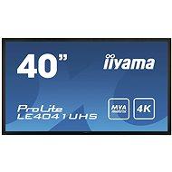 "40"" iiyama ProLite LE4041UHS černý"