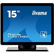 "15"" iiyama ProLite T1521MSC-B1 Touchscreen černý"