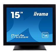 "15"" iiyama ProLite T1532SR-B3 Touchscreen černý"