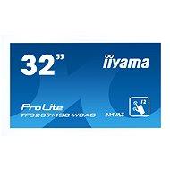 "32"" iiyama ProLite TF3237MSC MultiTouch bílý"