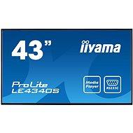 """43"""" iiyama ProLite LE4340S-B1"""
