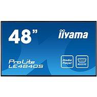 """48"""" iiyama ProLite LE4840S-B1"""