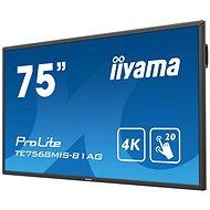 "75"" iiyama ProLite TE7568MIS-B1AG"
