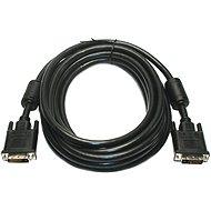 Kabel propojovací DVI-D pro LCD (DVI-D <-> DVI-D),