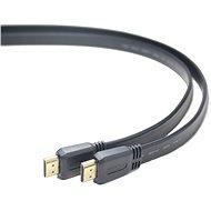 PremiumCord HDMI High Speed propojovací 1m, plochý