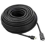 PremiumCord HDMI High Speed s ethernetem propojovací 15m černý