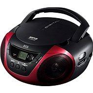 ECG CDR 699 USB MP3 červené