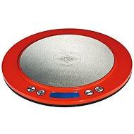 Wesco Digitální kuchyňská váha červená