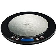 Wesco Digitální kuchyňská váha černá