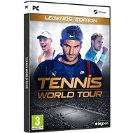 Tennis World Tour - Legendární edice