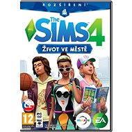 The Sims 4: Život ve městě