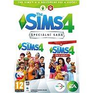 The Sims 4: Psi a Kočky bundle (Plná hra + rozšíření)