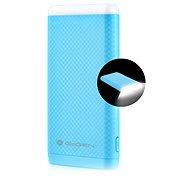 Gogen Power Bank 8000 mAh svítilna modrá