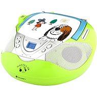 Gogen Maxi rádio GN zelený