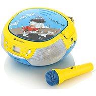 Gogen Maxi přehrávač B modro-žlutý