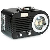 Ricatech PR220 Nostalgic Radio černý