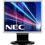 """17"""" NEC MultiSync E171M stříbrno-černý"""