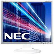"19"" NEC MultiSync LED EA193Mi stříbrno-bílý"