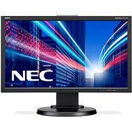 """20"""" NEC MultiSync E203Wi černý"""