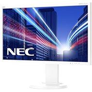 """24"""" NEC MultiSync E243WMi bílý"""
