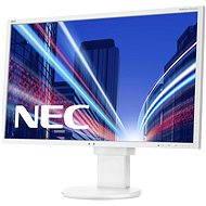 """24"""" NEC MultiSync LED EA244WMi bílý"""