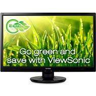 """23.6"""" ViewSonic VA2445M-LED černý"""