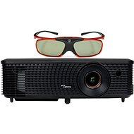 Optoma H114 + 3D brýle ZD302